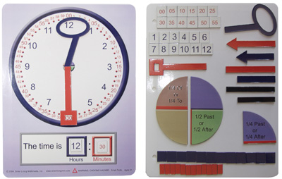 Teaching Hands Clocks and Timers